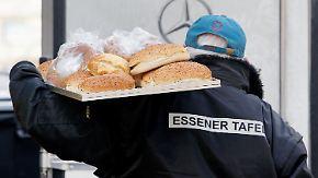 """Neues """"Gleichgewicht"""" bei Bedürftigen: Essener Tafel hebt Ausländerstopp auf"""