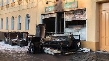 Brandanschläge in vier Städten: Fünf türkische Einrichtungen angegriffen