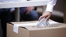 Magere Wahlbeteiligung: Farc erlebt Wahldebakel in Kolumbien