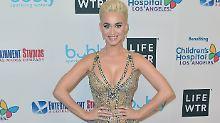 Möchte zu gern Besitzerin eines Klosters werden: Strahlefrau Katy Perry.
