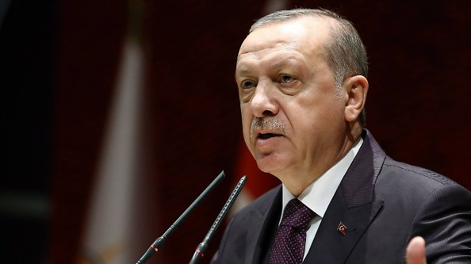 Staatspräsident Erdogan unterstellt internationalen Ratingagenturen unlautere Absichten.