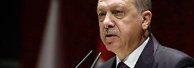 Erdogan unterstellt Komplott: Türkei will eigene Ratingagentur gründen