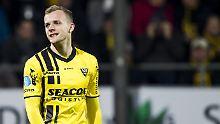 Mann des Spiels - ohne zu kicken: Hollands Fußball feiert Lebensretter Thy
