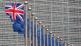 Die Briten stimmten am 23. Juni 2016 mit knapper Mehrheit für einen Austritt aus der EU - viele Umfragen sagten etwas anderes voraus.