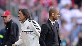 Die Zusammenarbeit von Müller-Wohlfahrt und Guardiola endete im Eklat.