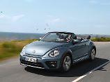 Aus für offenen Beetle: Sommer kommt ohne VW-Cabrios