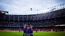 """Versagensängste wie Mertesacker: Gomes spricht über """"Hölle FC Barcelona"""""""