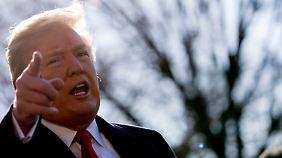 CIA-Direktor wird neuer US-Außenminister: Trump entlässt Tillerson