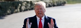 Trump feuert Tillerson: Kein Vertrauen, kein Anstand, kein Team