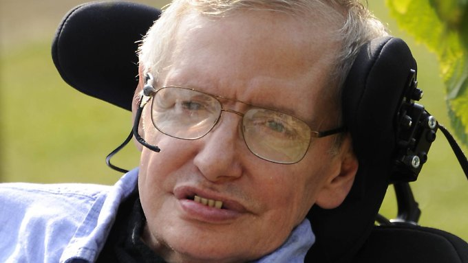 genialer astrophysiker stephen hawking ist tot n. Black Bedroom Furniture Sets. Home Design Ideas
