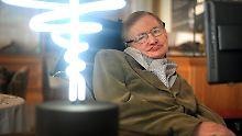 Das Genie Hawking: Der Physiker, der den Tod nicht fürchtete