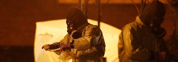 Gift-Attentat auf Ex-Spion: Russland reagiert nicht auf Mays Ultimatum