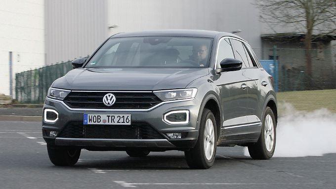 Wer das Golf-SUV mit Namen T-Roc ordentlich motorisiert und vernünftig ausstattet. landet schnell über 40.000 Euro.