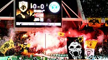 """Der Sport-Tag: Fifa droht griechischen Skandalklubs mit """"Grexit"""""""