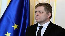 Regierungskrise in der Slowakei: Fall Kuciak: Premier Fico bietet Rücktritt an