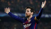 Noch Fragen? Lionel Messi.