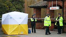 Giftanschlag in Großbritannien: Westen fordert Aufklärung von Moskau