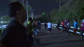 Fitnesstrend erobert Kairo: Ägypter sporteln für die Freiheit