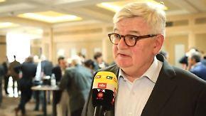 """Joschka Fischer im n-tv Interview: """"Bei Handelskrieg wäre Deutschland auf der Verliererseite"""""""