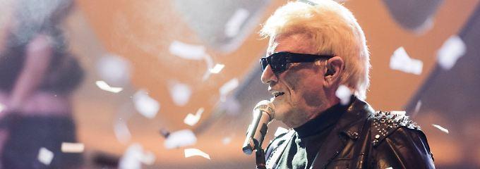 Der Enzian blüht nicht mehr: Heino beendet seine Karriere