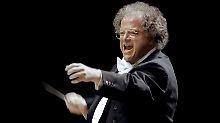 Rauswurf nach Missbrauchsvorwurf: Dirigent Levine verklagt New Yorker Oper