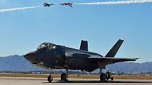 Über einen Kampfjet gestolpert?: Inspekteur der Luftwaffe muss gehen