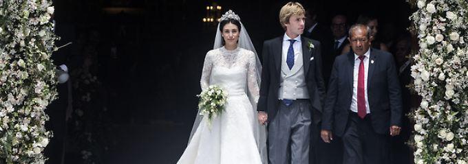 Welfen-Glamour in Peru: Prinz Christian heiratet seine Alessandra