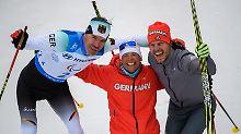 Sechste Medaille für Eskau: Langlauf-Mixed-Staffel feiert Bronze