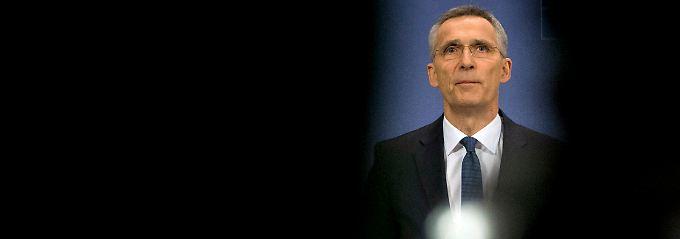 """Atomare Gefahr ist real: Nato: """"Russland wird immer aggressiver"""""""