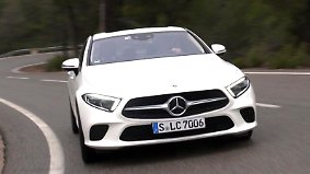 PS - Automagazin: Thema u.a.: Der neue Mercedes CLS