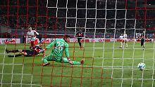 Werner kommt, stürmt, trifft: RBL feiert Comebacksieg gegen FC Bayern
