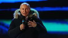 """Presseschau zur Russland-Wahl: """"Halbdiktatur entspricht der Halbdemokratie"""""""
