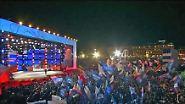 Tausendfacher Manipulationsverdacht: Putin holt bestes Wahlergebnis seiner Karriere
