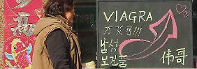 Unerwartete Nebenwirkungen: Viagra - das blaue Potenz-Wunder