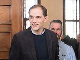 Spieler weiter in Betreuung: Tuchel: Anschlag schuld am Aus beim BVB