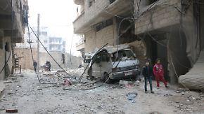 Syrische Zivilisten im Kreuzfeuer: Russland blockiert Waffenruhe bei UN