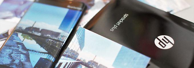 Mobiler Fotodrucker ohne Tinte: HP Sprocket Plus macht Bilder lebendig