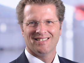 Lutz Eckstein ist seit 2010 Professor an der RWTH Aachen und forscht zum Autonomen Fahren. Zuvor war er für Daimler und BMW tätig.