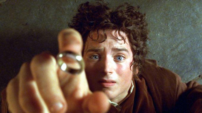 """Frodo (Elijah Wood) im Kinofilm """"Der Herr der Ringe"""" - seine Vorgeschichte soll nun in einer Serie erzählt werden."""