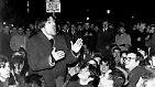 ... der Anführer der Studentenbewegung: ...