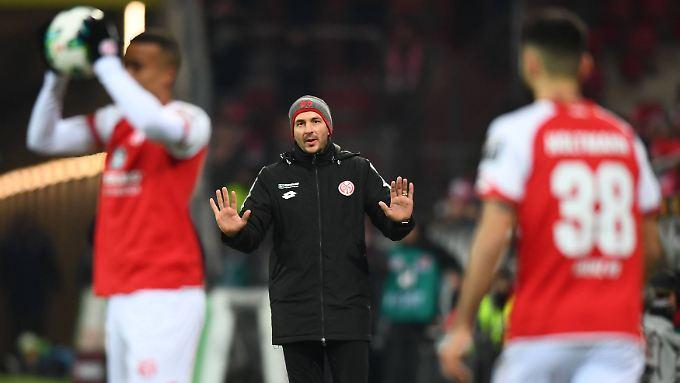 Tempofußball spielen sie in Mainz unter Trainer Sandro Schwarz in dieser Saison eher nicht.