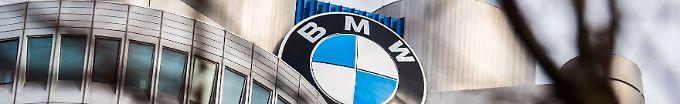Der Börsen-Tag: 11:09 BMW überweist eine Milliarde an Quandt-Geschwister