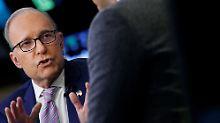TV-Experte startet neue Karriere: Vom koksenden Banker zum Trump-Berater