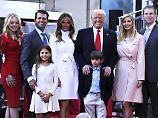 """Eine """"herzliche"""" Trennung: Nächstes Liebes-Aus im Trump-Clan"""