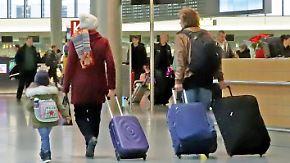 Schule schwänzen für den Urlaub: Eltern drohen saftige Bußgelder