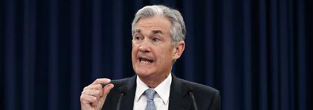 Sorgen vor Bankenkrise in Europa: Dieser Zinssatz infiziert nicht nur die Banken