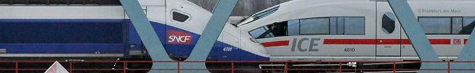 Der Tag: 19:27 Siemens und Alstom besiegeln Fusionspläne