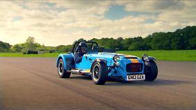 Top Gear: Caterham 620 R