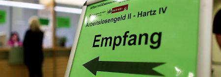 """""""Funktioniert nicht richtig"""": Stegner plädiert für Alternative zu Hartz IV"""