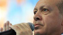 Erst Syrien, jetzt Nordirak: Erdogan kündigt neue Militäroffensive an